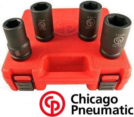 "Chicago Pneumatic SS814D Predĺžené nástavce 1"""