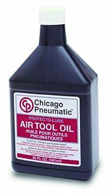 Chicago Pneumatic Olej pre pneumatické náradie 0,2l