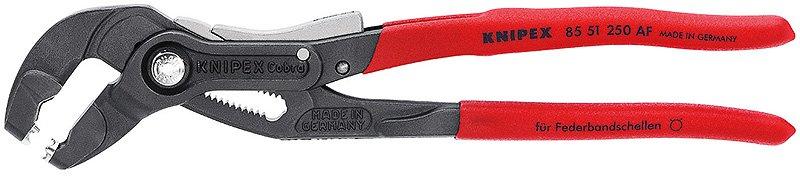 Knipex Kliešte  8551250A na hadicové spony