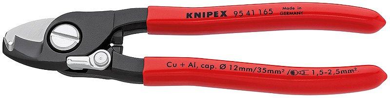 Knipex Kliešte  9541165 káblové