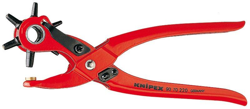 Knipex Kliešte  9070220 dierovacie