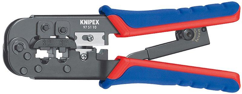 Knipex Kliešte  975110  lisovacie