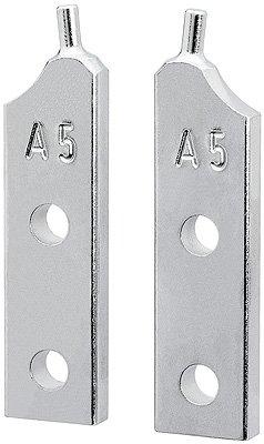 Knipex  Sada náhradných hrotov pre kliešte na poistné krúžky 4619