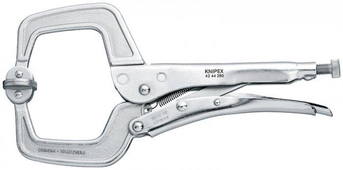 Knipex  Kliešte 280 mm samosvorné 4244280