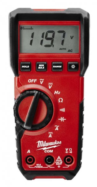 Milwaukee 2216-40 Ľahký multimeter