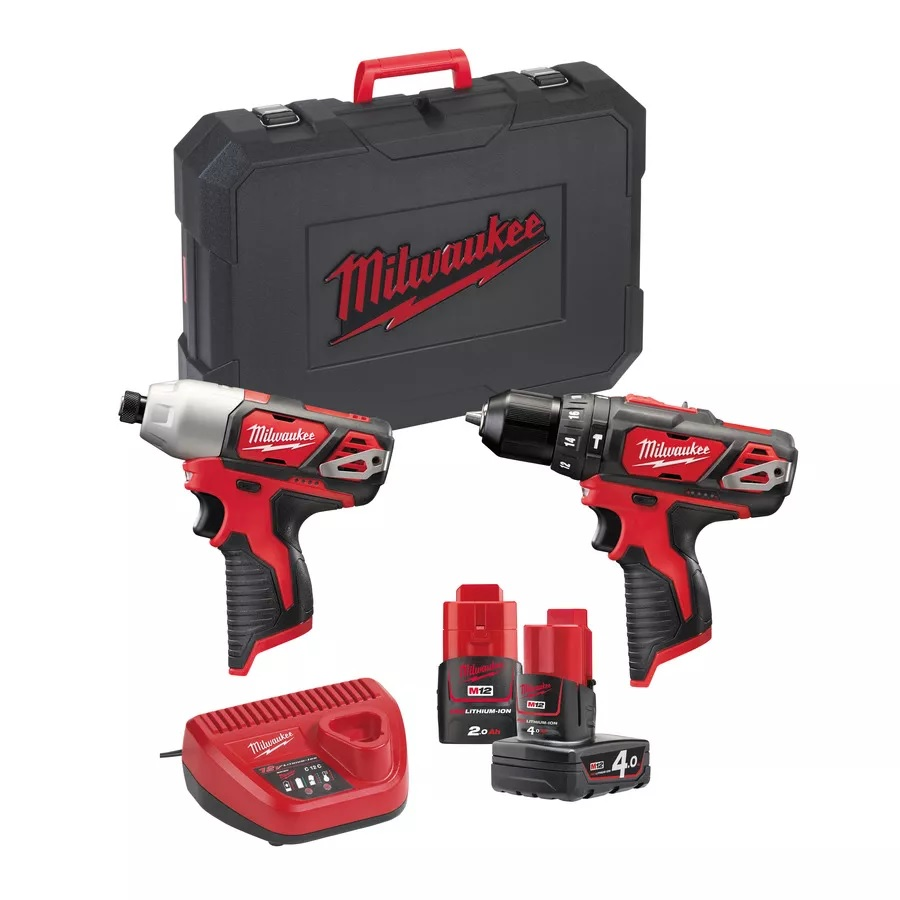 Milwaukee  BPP2B-421C   set náradia
