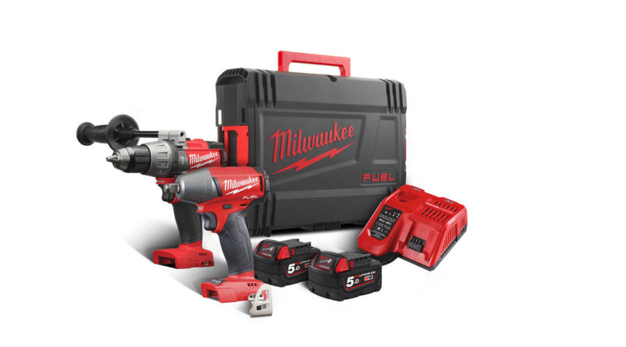 Milwaukee M18 FPP2B-502X M18  set náradia