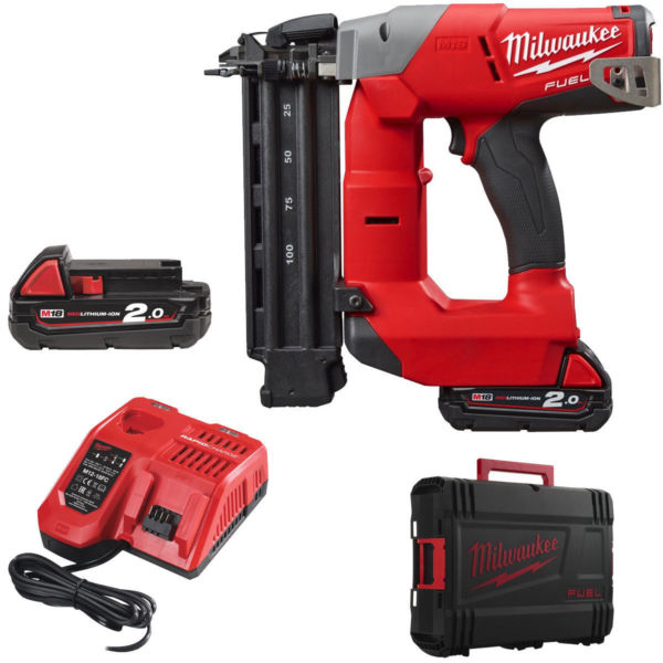 Milwaukee M18 CN18GS-202X Klincovačka
