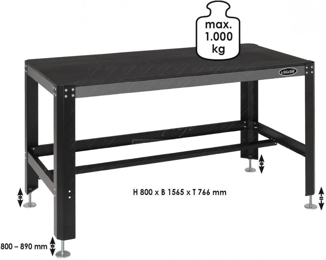 Pracovný stôl VIGOR V2531