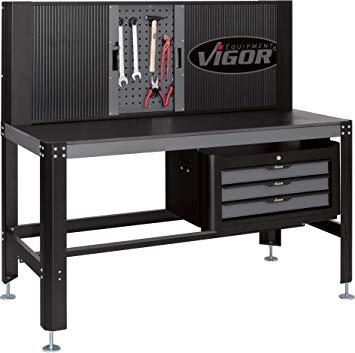 Pracovný stôl, komplet VIGOR V2604