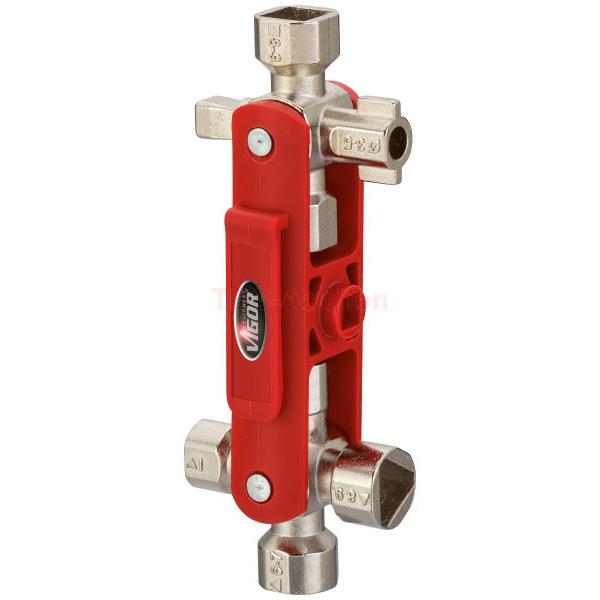 Univerzálny klúč Sub Maker Quadro 10 - v - 1 VIGOR V4241