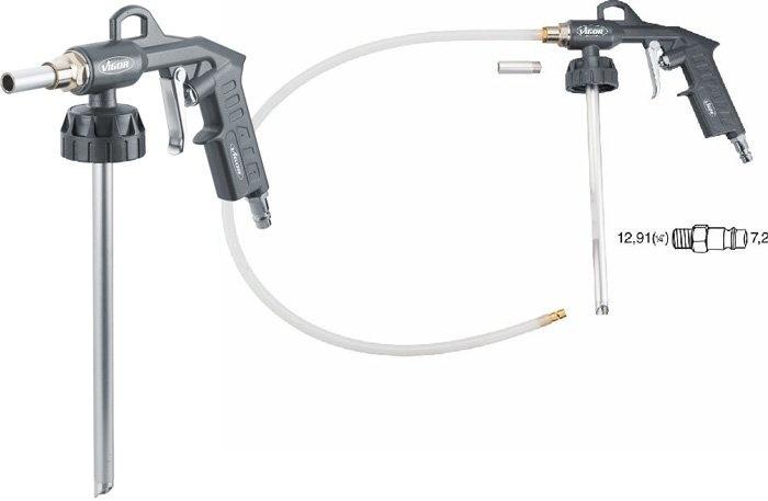 Pištoľ na prostriedok k ochrane spodku vozidla VIGOR V4322