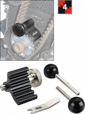 Sada náradia pre nastavenie motora, VAG 1,9 l, 2,0 l PD VIGOR V4348