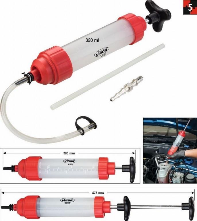 Vakuová pumpa 350ml VIGOR V4369