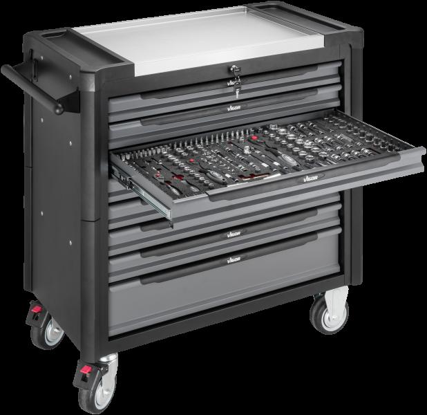 VIGOR 1000 XL nerezové prevedenie prázdny VIGOR V4481-X