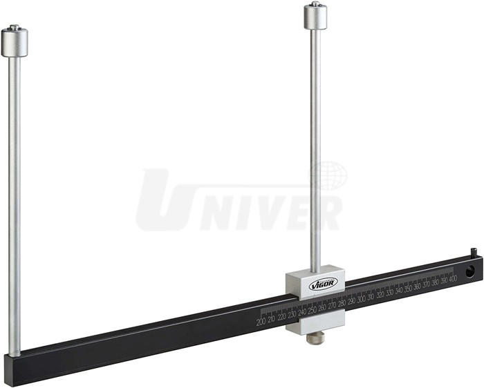 Posuvné meradlo brzdových kotúčov VIGOR V4930