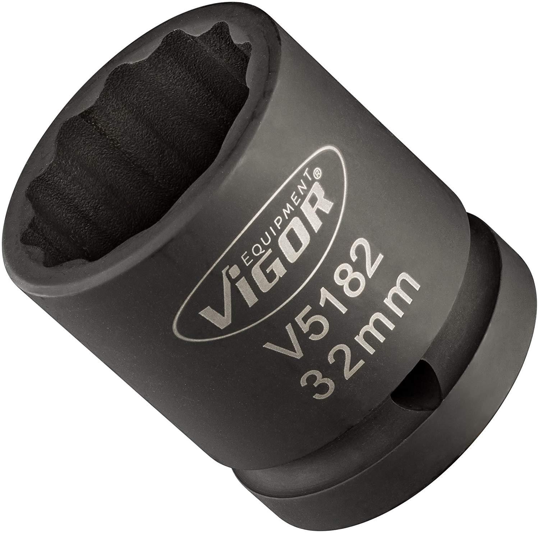 Silová nástrčná hlavica 3/4´´  32mm VIGOR V5182