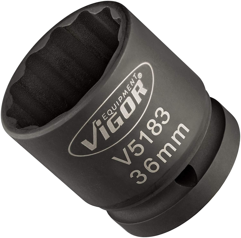 Silová nástrčná hlavica 3/4´´  36mm VIGOR V5183