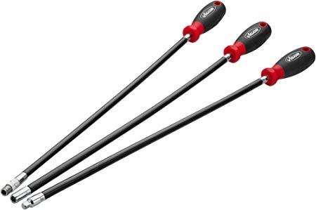 Sada skrutkovačov, extradlhých, flexibilných VIGOR V5485