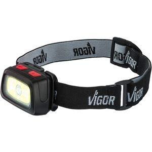 Čelovka LED VIGOR V5540
